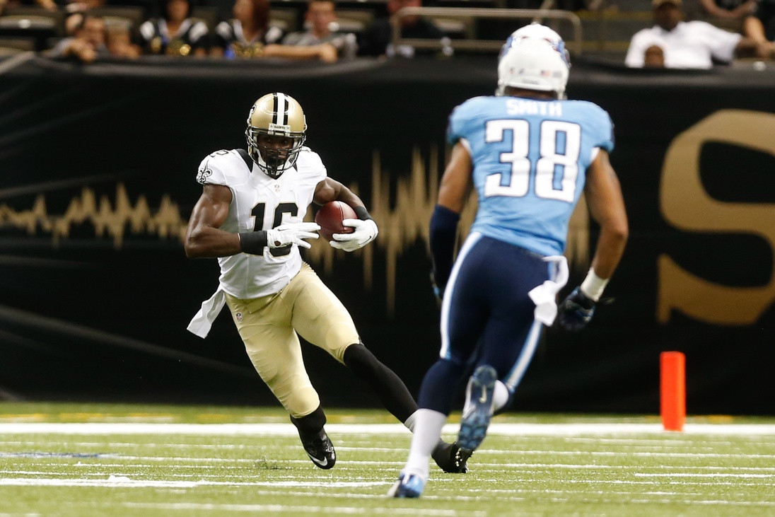 Nike NFL Jerseys - 16 Days till Football. Here's #16, Brandon Coleman! : Saints