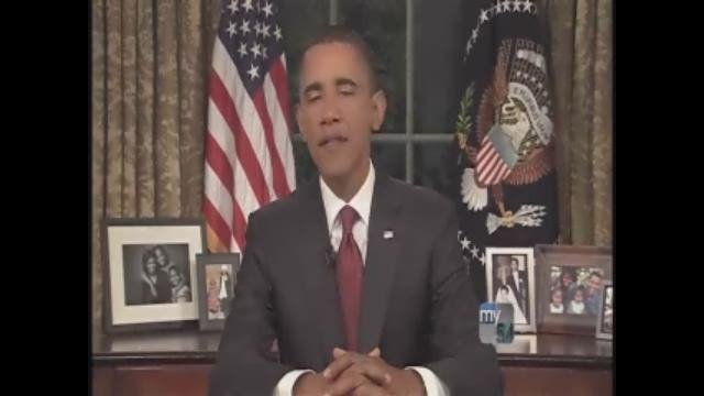 Obama: 'Time to turn the page' on Iraq
