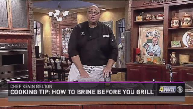 Chef Belton's Quick Tips: The secret to juicy BBQ chicken