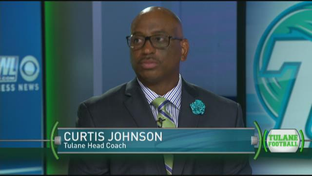 Head coach Curtis Johnson breaks down the second half on the Tulane's Coach Show.