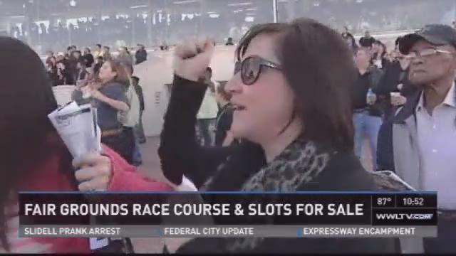 Fair Grounds for sale