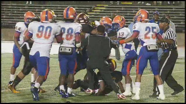 Brawl forces N.O. high school to forfeit game