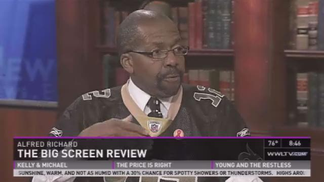 Alfred Richard's Movie Reviews