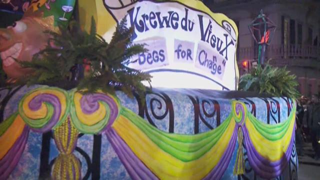 Local parades kick off Carnival