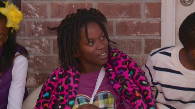 Marrero girl home recovering from gunshot wound