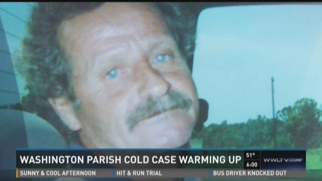 Washington Parish cold case reopens