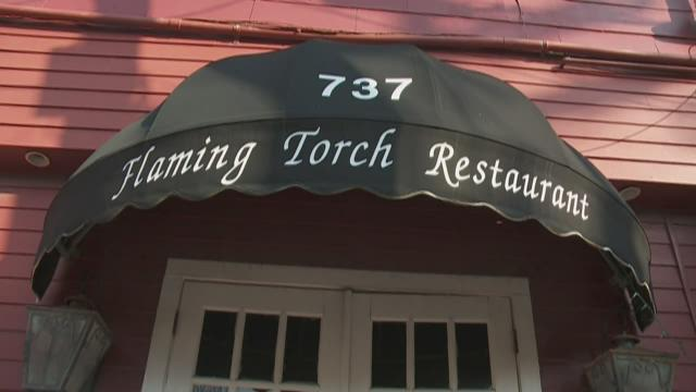 Flaming Torch Restaurant News