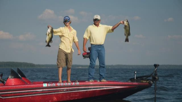 Toledo bend bass fishing for Toledo bend fishing report