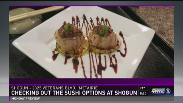 Unknown Food Critic: Shogun