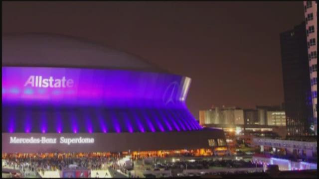 Looking to upgrade the mercedes benz superdome for Mercedes benz superdome suites