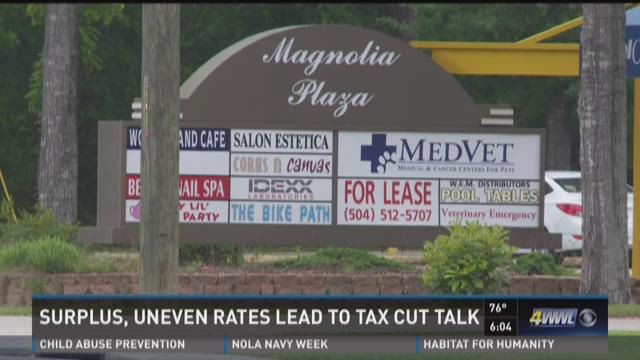 Cuts in sales, property taxes being explored in Mandeville