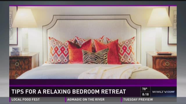 Tips for a relaxing bedroom retreat - Tips relaxing bedroom ...