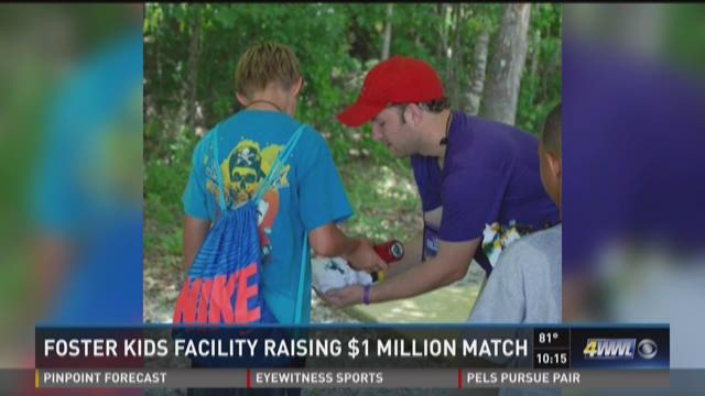 Royal Family Kids Camp raising $1M match