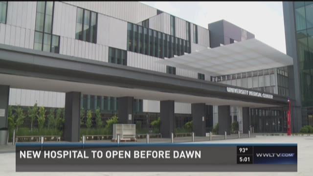 New UMC set to open