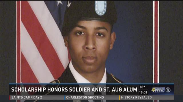 St. Aug alum remembered as a hero