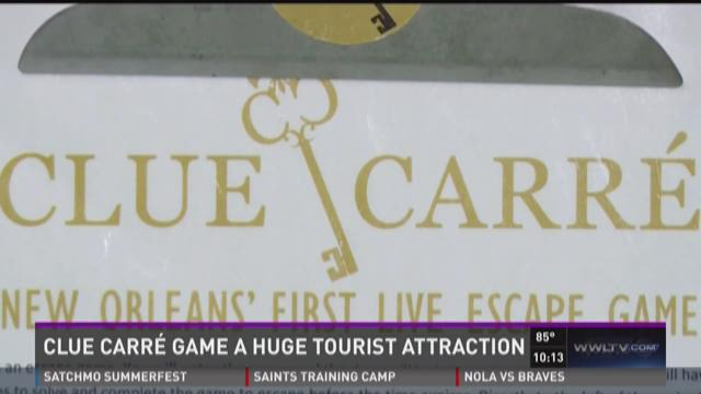 New escape game a huge attraction