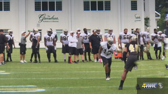 Saints Camp Day 7: Players Of The Day