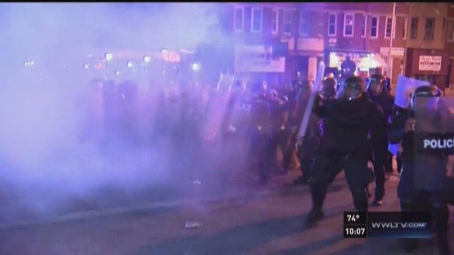 NOPD learns from Baltimore riots