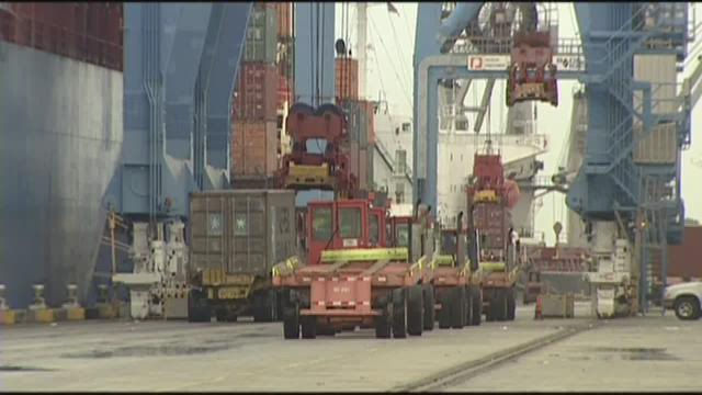 New offshore mega port to be built near mouth of river