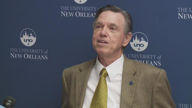 UNO President Fos to leave school in January