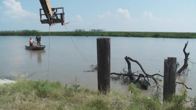 'Natural' river diversion at center of coastal restoration conflict