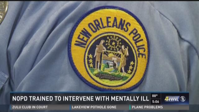 NOPD graduates 24 from crisis intervention training
