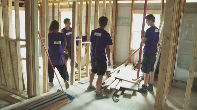 Action Report: Donors across America help LowerNine.org rebuild homes