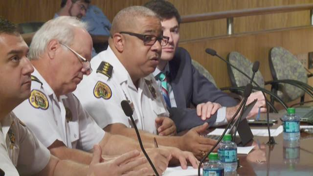 NOPD chief, City council look for answers to recent armed robberies
